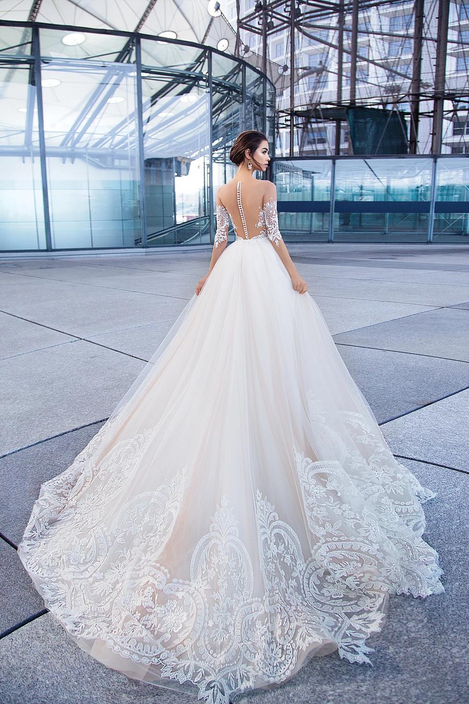 Lorenzo Rossi kāzu kleita