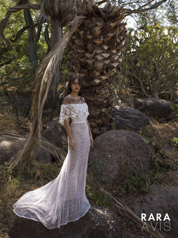 Rara Avis kāzu kleita