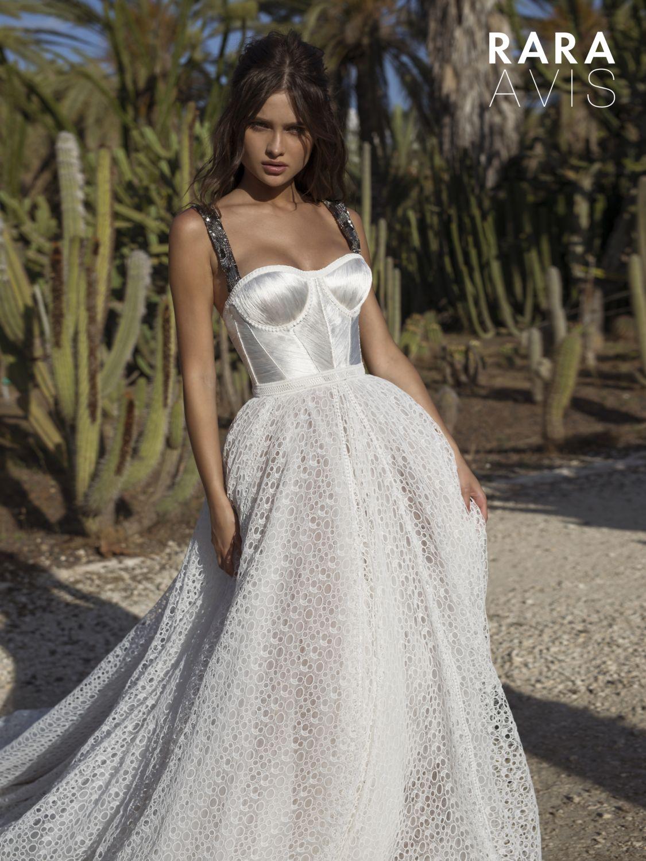 Свадебные платья Rara Avis