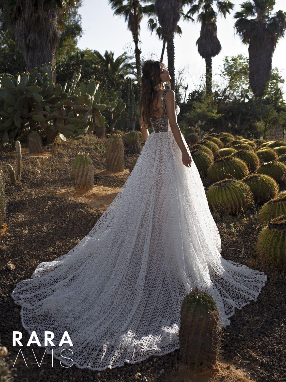 Свадебное платье Rara Avis