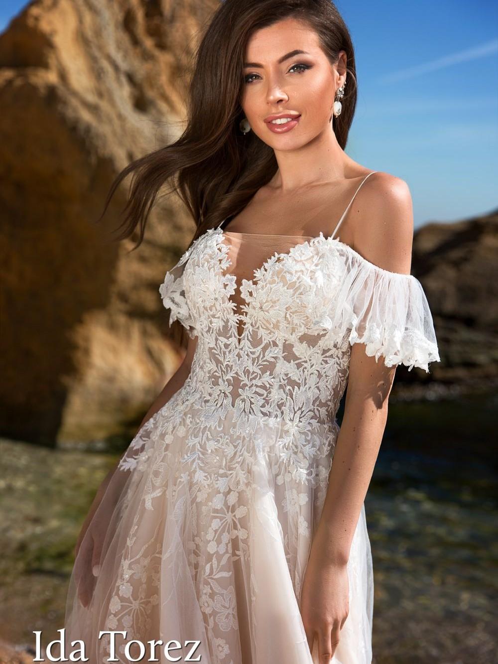 Свадебные платья Ida Torez
