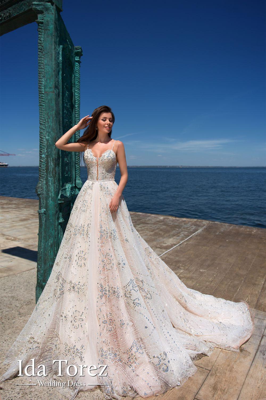 Ida Torez kāzu kleita