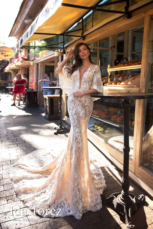 IdaTorez kāzu kleita