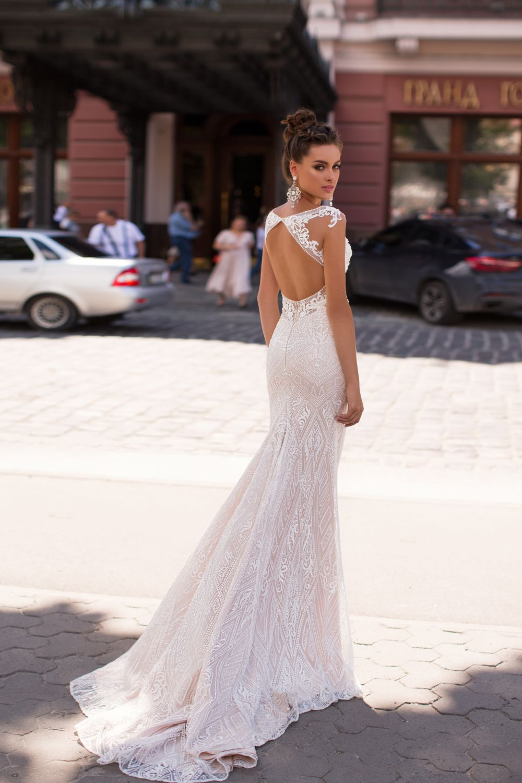 Liretta Kalossi kāzu kleitas