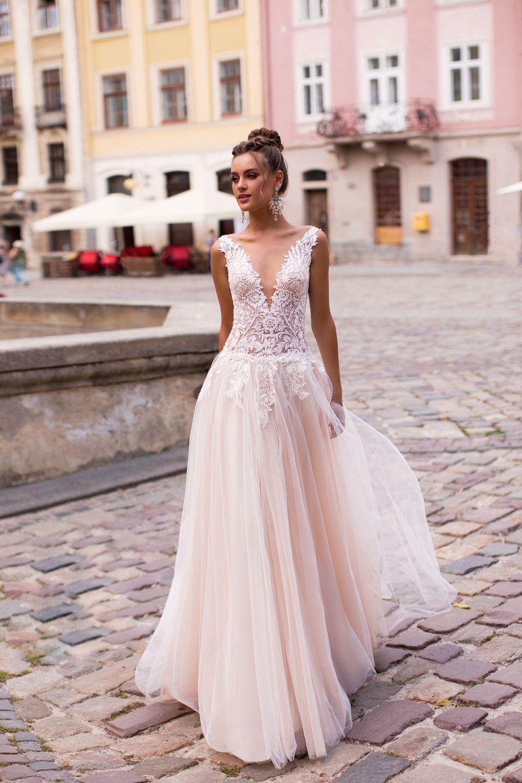 Свадебное платье Liretta Jember