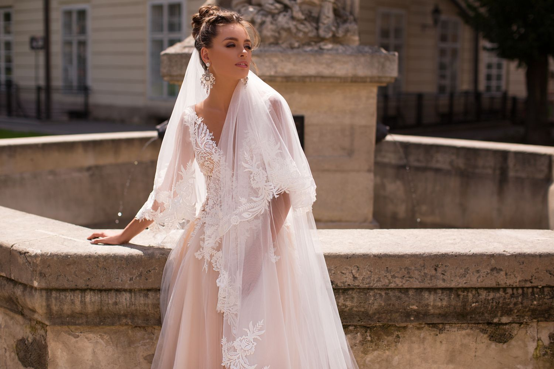 Liretta Jember kāzu kleita