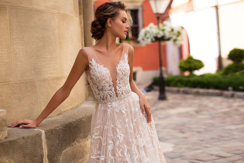 Liretta Jackson kāzu kleita
