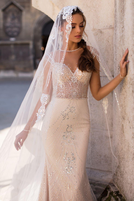 Liretta Mocca kāzu kleita