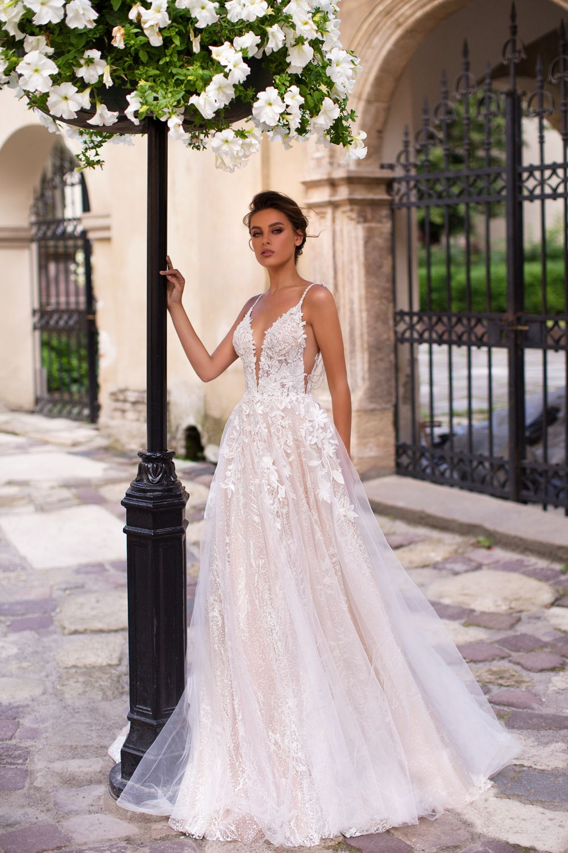 Liretta Liberica kāzu kleita